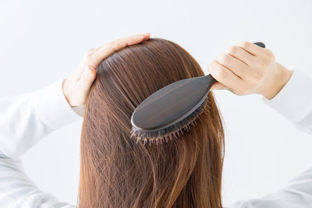 髪の悩みやダメージはどのタイプ
