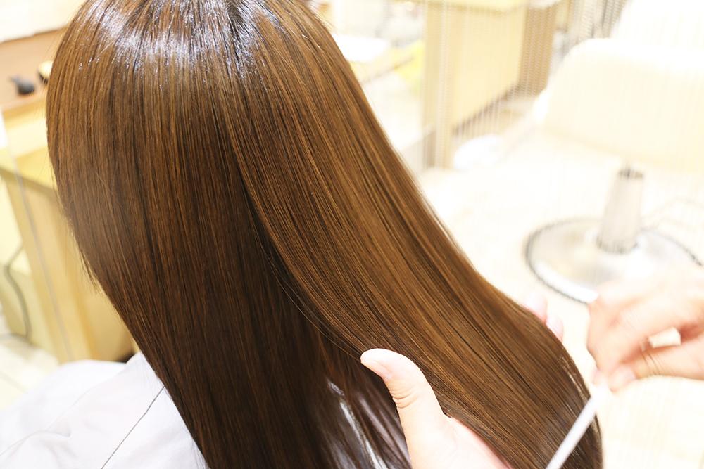 髪質改善は大きく分けて2種類