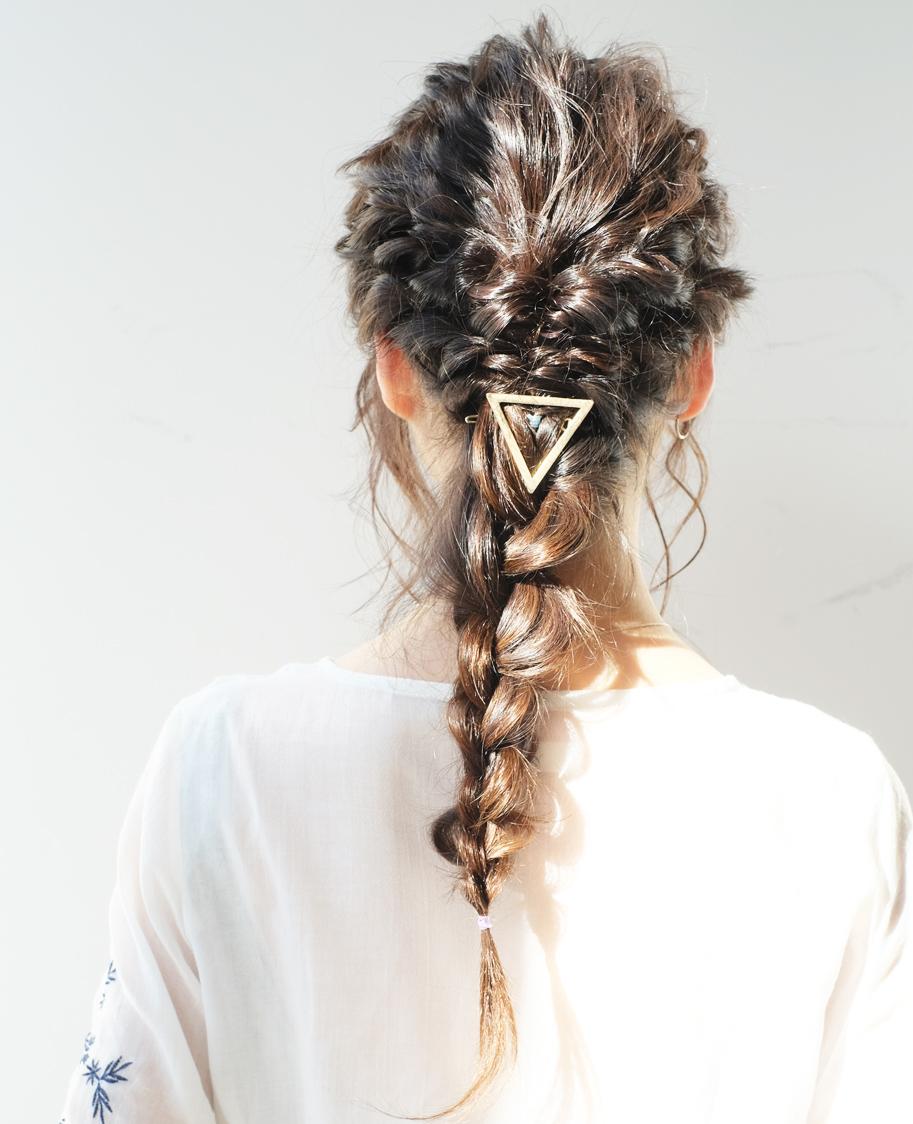 まとめ髪|アクセサリー
