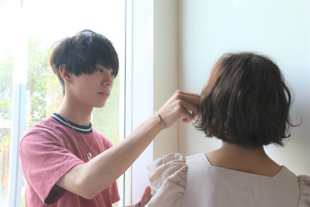 美容師 教育