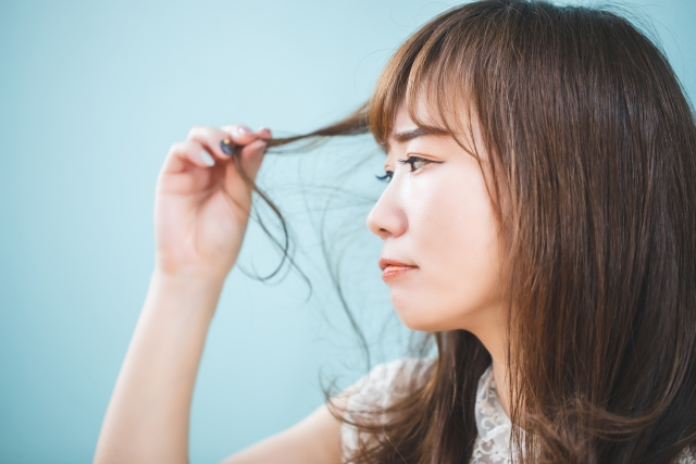 髪のトラブル