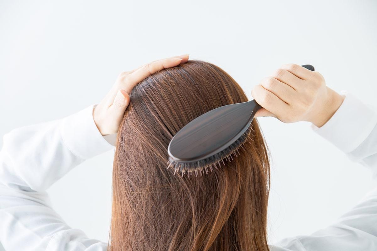 絡まり・ダメージ毛におすすめ!サラツヤ髪が手に入る人気のブラシ
