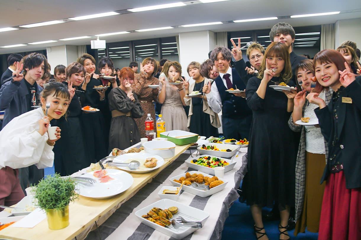 ムゲングループ イベント 食事会